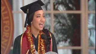 Sarrah Shahawy. USC Valedictorian Speech for Class of 2011