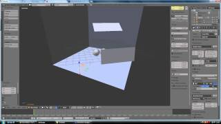 Animating the camera and the dope sheet - blender 2.70