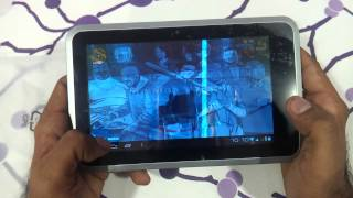 hcl me tablet y3 dual sim latest 2013 gaming skype phone call full video review and first thoughts