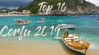Top 10 things to do in Corfu Greece in 2019