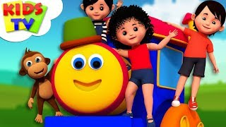 The Friendship Song With Bob The Train   Songs For Children by Kids Tv