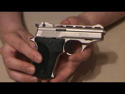 Phoenix Arms HP22A 22 Pistol Full Review
