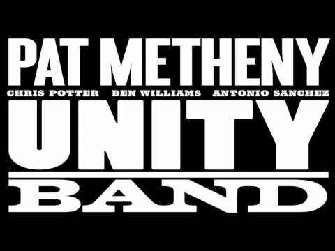 Pat Metheny Unity Band Podcast