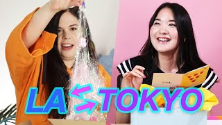Women Swap Mystery Beauty Boxes
