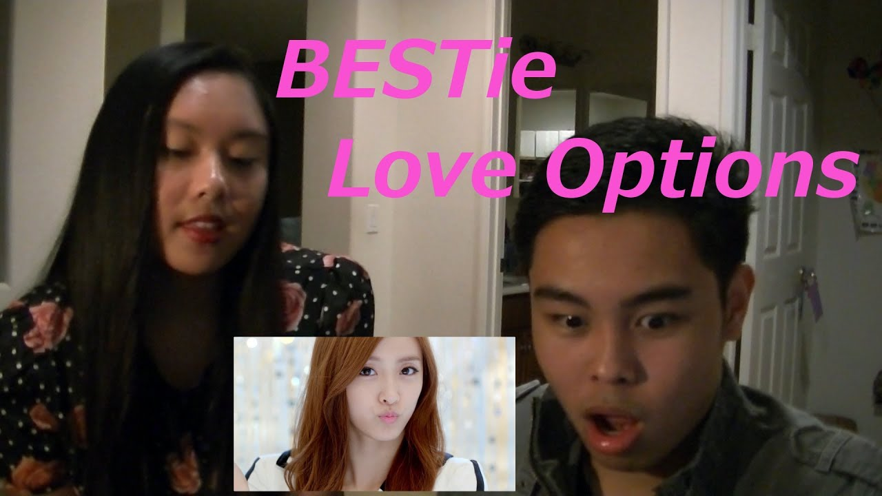Youtube bestie love options