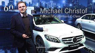 2018 NEW Mercedes-Benz C-Class Facelift in 60 seconds