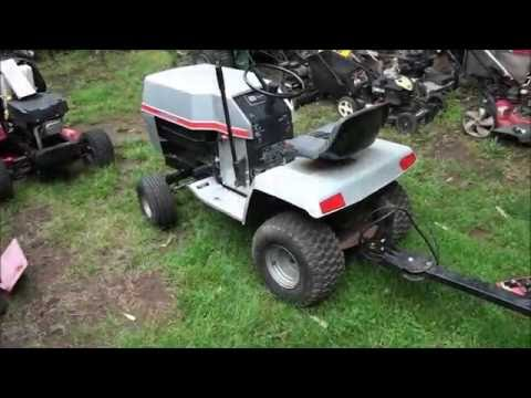 Fix a RIDING LAWNMOWER That Won't Start.  How to DIAGNOSE and TROUBLESHOOT. STARTER or SOLENOID?