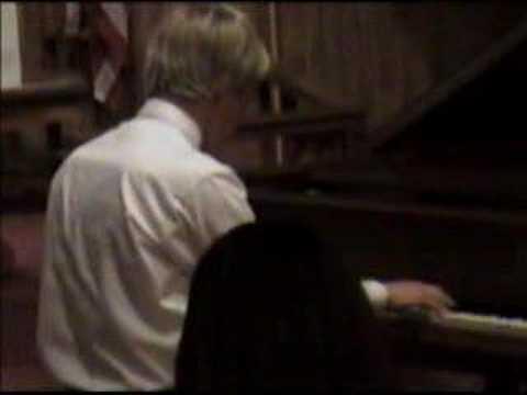 Improvisation No. 15 Poulenc Hommage a Edith Piaf