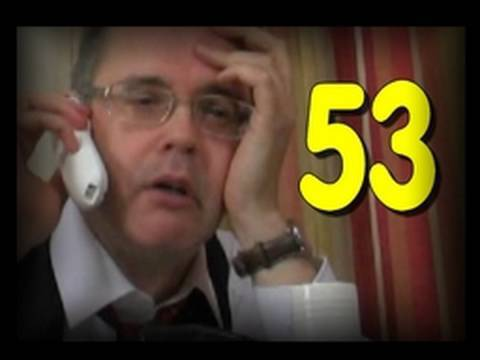 Learning English  Lesson Fifty Three (The Office)