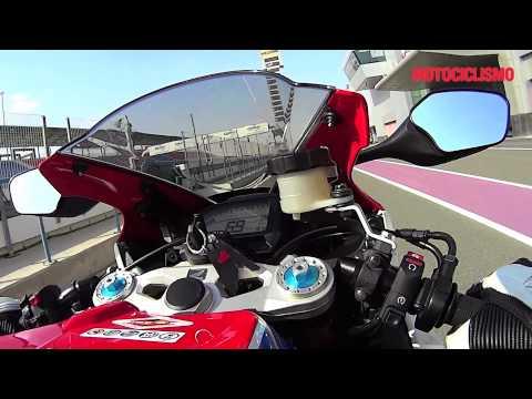 Honda CBR1000RR SP test in L