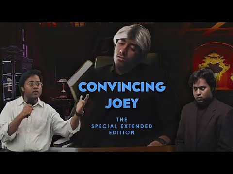 Convincing Joey (The Special Extended Edition)