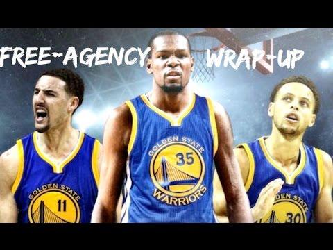 NBA's 2016 Free Agency Wrap-Up