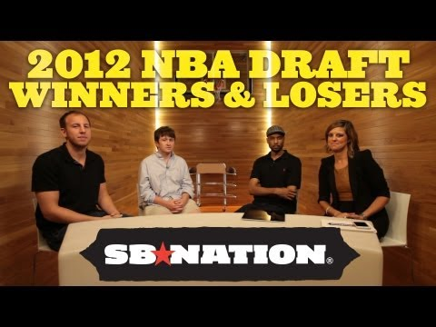 2012 NBA Draft: Winners &amp; Losers