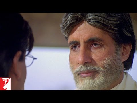 Iss Imarath Ki Neev - Dialogue - Mohabbatein