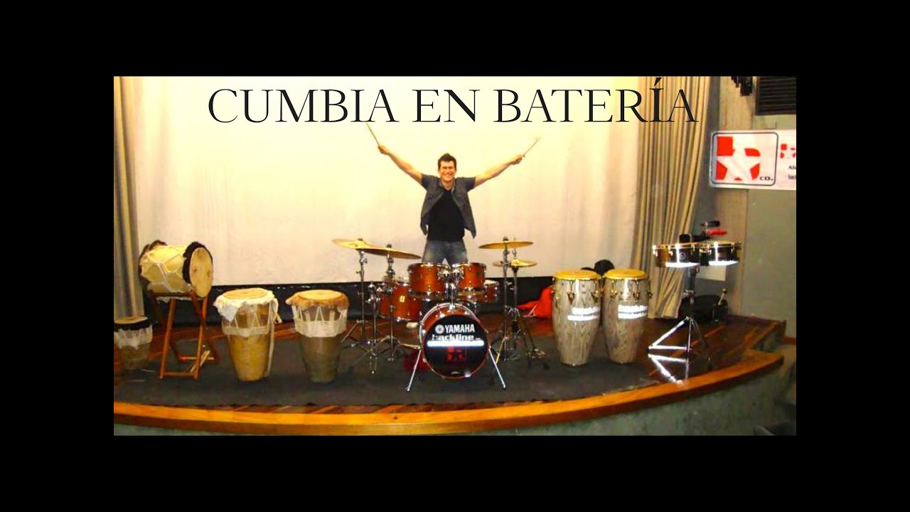 Libre Drum Set Fondos