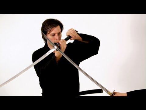 How to Parry with a Katana   Sword Fighting