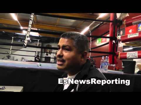 robert garcia on broner vs maidana rematch EsNews Boxing