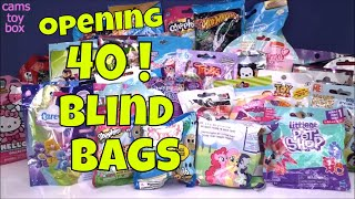 Opening $250 of Blind Bags Surprise Toys RARE Collectible Finds Kids Fun 40