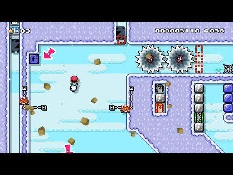 Gotta Go Fast: Beating Super Mario Maker 2's UNBEATEN Levels!