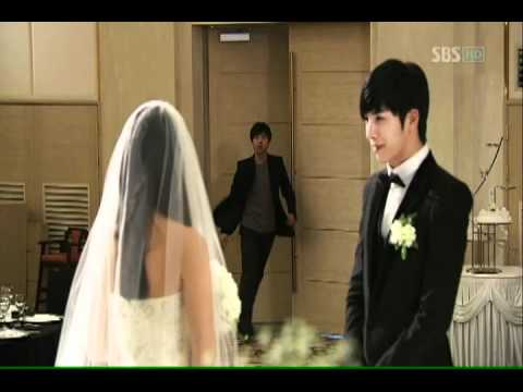 "funny ""wedding"" scene (My Girlfriend is a Nine-Tailed Fox.avi)"