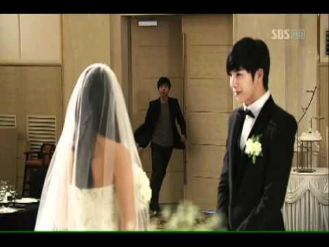 "funny ""wedding"" scene (My Girlfriend is a Nine-Tailed Fox.avi)"