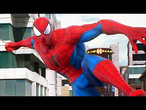 MARVEL VS CAPCOM INFINITE Spider-Man Gameplay Trailer (Comic-Con 2017)
