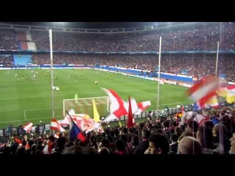 Atlético Madrid - Milan   FRENTE ATLETICO