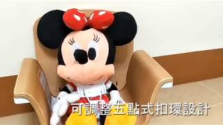 [開箱分享]   特色分享 / Creative Baby 創寶貝 4in1木頭複合式寶寶餐椅