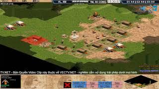 AoE 22 Random Vanelove, Xi Măng vs Truy Mệnh, 9x Công Ngày 15-10-2017