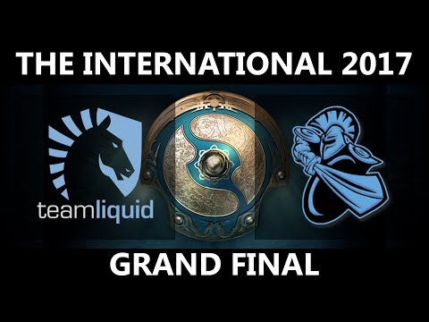 Team Liquid vs NewBee GAME 3, The International 2017 GRAND FINAL