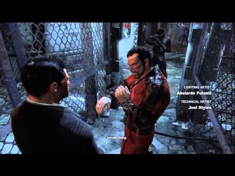 Batman: Arkham City Playthrough Part 1