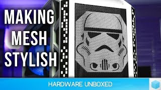 Stormtrooper H500P Case Mod, Build From Start to Finish
