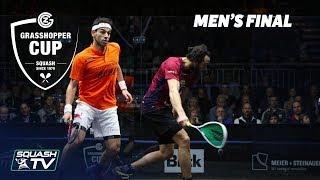 Squash: Ramy Ashour is Magic.