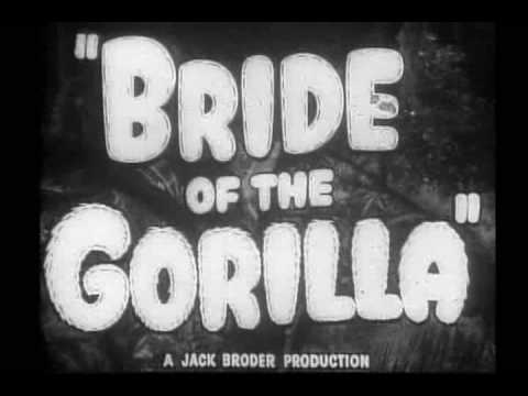 Trailer - Bride Of The Gorilla (1951)