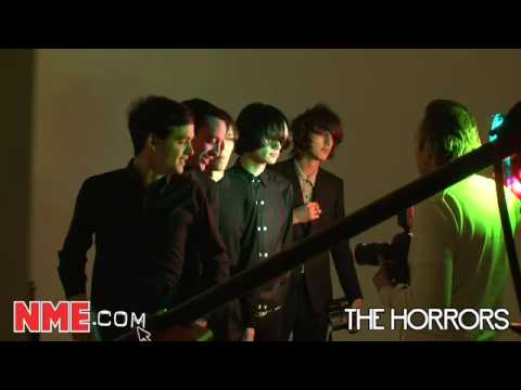 The Horrors - NME Covershoot