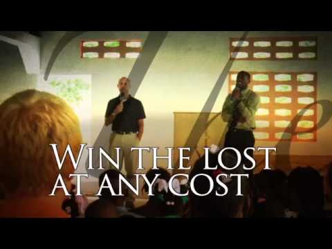 2. Win the Lost at Any Cost with Amazing Grace