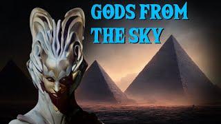 Did The Anunnaki Build The Pyramids Of Giza Thoth Ningishzidda