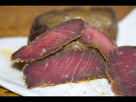 Download Lagu Вяленое мясо в домашних условиях - рецепт Mp3 (15.11 MB)