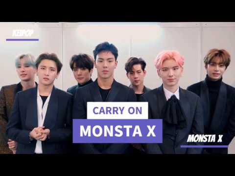 Download MONSTA X CARRY ON Mp4 baru