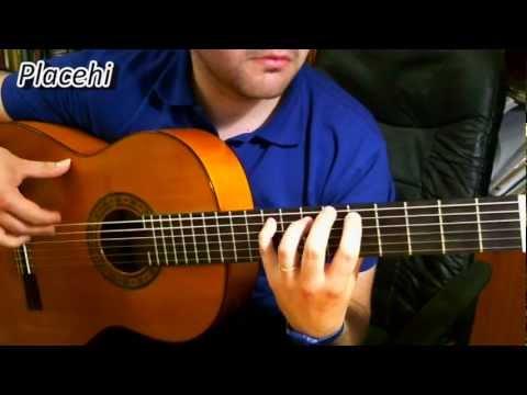 Punteos Raros Un dedo por cuerda Guitarra flamenca