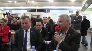 CHP Grubundan Başkan Ergün'e Destek