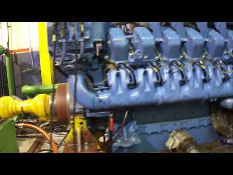 Motor MTU 4000