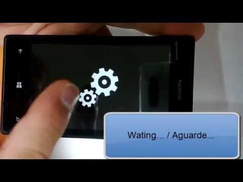 Hard reset Nokia Lumia 520 Resete total