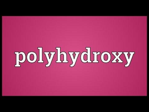 Header of polyhydroxy