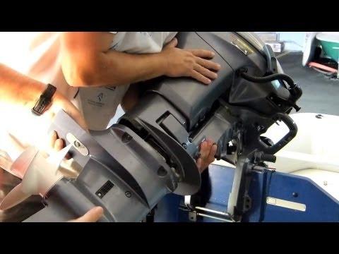 Yamaha Outboard Impeller Change