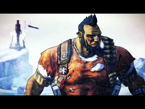 Borderlands 2 - GamesCom 2011 Teaser Trailer