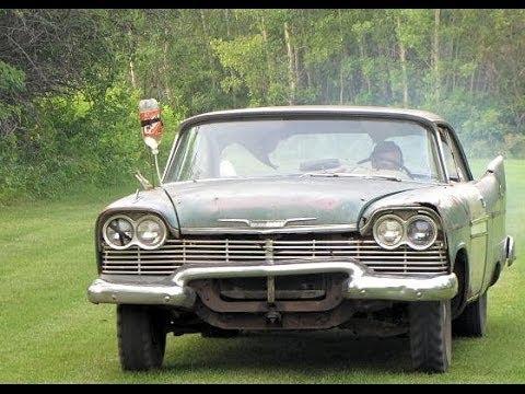 Will it Run? Episode 6: 1958 Plymouth Savoy