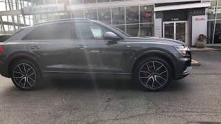 2019 Audi Q8 Lake forest, Highland Park, Chicago, Morton Grove, Northbrook, IL A190040