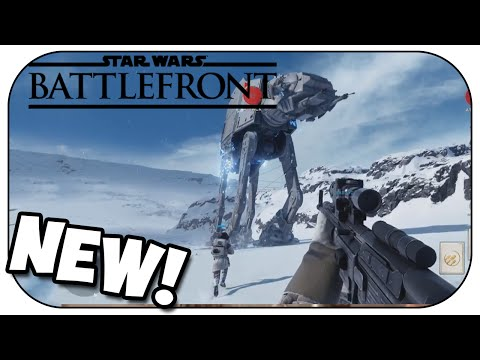 Star Wars Battlefront Gameplay - First Impressions after Playing!