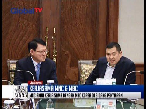 MNC Media Menjalin Kerjasama Dengan MBC Korea - BIS 20/11